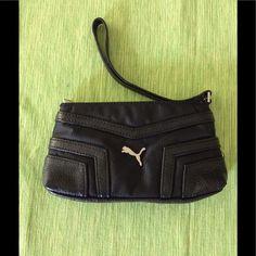 Puma Wristlet. darcey below · Bags. Black Puma wristlet bag. Black  authentic Puma wristlet purse. Zipper closure. Great condition fd5fb230e5fac