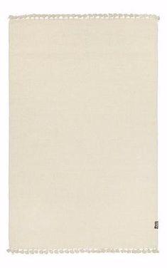 PLAIN CARPET by Tikau (natural white) – TIKAU