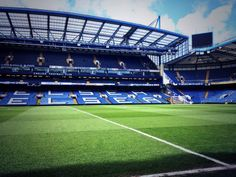 Football is our religion, Stamford Bridge is our church