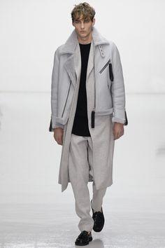 Matthew Miller Fall 2016 Menswear Fashion Show THE LOOK... THE JACKET!