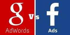 ¿Dónde hago publicidad? #Facebook y #GoogleAdwords #SocialMedia #RedesSociales #SEM