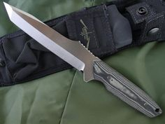 Emerson fixed blade