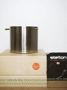Arne Jacobsen / Stelton / Cylinda-Line / Boxed / ashtray / Kitsch n ware