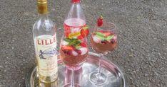 Lillet Wild Berry, Sommercocktail 2013, Zubereitung Lillet Wild Berry, Foodblog, Sommerdrink 2013
