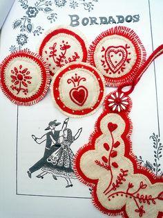 bordado de guimarães
