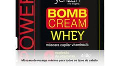 Whey Bomb Cream Máscara - Yenzah - Chic Mix