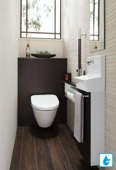 レストパルF 空間プラン|レストパル 住宅用システムトイレ:TOTO