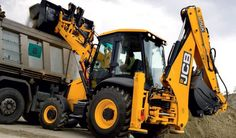 JCB, your Backhoe leader since 1953!!