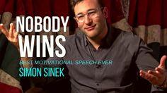 Daily Motivation | Simon Sinek-Nobody Wins