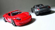 2006 Porsche Carrera GT - Hot Wheels