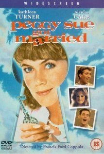 Peggy Sue Got Married  ~ 1986 ~ directed by Francis Ford Coppola ~  Kathleen Turner & Nicholas Cage ~ <3