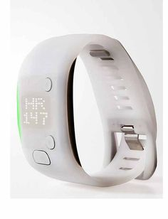 ADIDAS PERFORMANCE activity tracker, wit, »fitsmart« MEER  http://www.pops-fashion.com/?p=31691