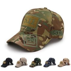 a3f3f0ca508 KOEP 2018 Army Camouflage Baseball Cap 511 Tactical Caps Outdoor Sport  Training Snapback Hat Jungle Camo Hunting Hats For Men