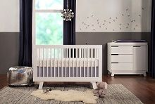 Babyletto Hudson Convertible Crib with Toddler Rail. The best baby cribs at Happy Baybees Best Baby Cribs, Best Crib, Convertible Crib, Crib Mattress, Nursery Furniture, Baby Sleep, All Modern, Toddler Bed, Home Decor