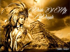 Aztec girl