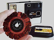 Disc film!