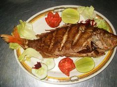 Probably the best fish I ever ate was in Nicaragua. Even though I normally find whole fish pretty disgusting.     Pescado Entero - Nicaragua