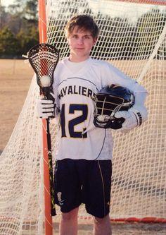 Wyatt Sandefur. Mount de Sales Lacrosse 2015. #GoCavs