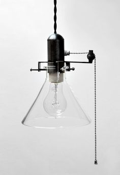 Machine Shop Industrial Pendant Lamp