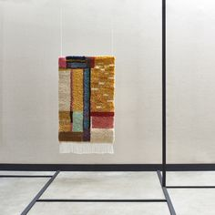 Grid Acoustic Tapestry Nicolette Brunklaus