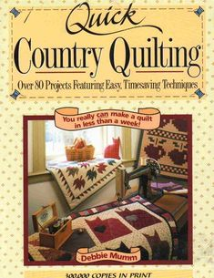 Quick Country Quilting-хочу все из этого альбома - Ludmila2 Krivun - Álbuns da web do Picasa