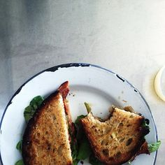 #sandwich #enamel #food