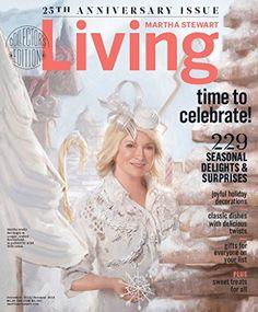 Martha Stewart Living - Save on magazine subscription!
