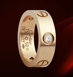 Cartier @}-,-;--I love my ring...style that has endured 18 years and going