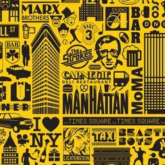 nickprints | City Art Prints | New York City Print