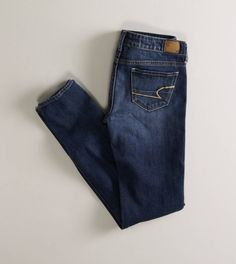 American Eagle jeans- the only ones that fit!