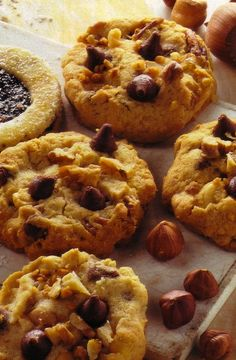 German Peanut Cookies are great Christmas cookies or for any occasion. The German recipe is original and easy to make.