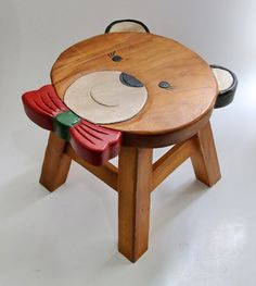 Restaurant Chairs For Sale Product Diy Furniture To Sell, Diy Furniture Projects, Kids Furniture, Diy Wooden Projects, Wooden Crafts, Wooden Toy Cars, Wood Toys, Painted Chairs, Hand Painted Furniture