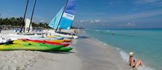 Varadero: mais de vinte quilómetros de praia cubana  #aeroportodecuba #cidadesdecuba #cubalibre #mapadecuba #noticiasdecuba #praiasdecuba #praiasemcuba #Varadero #varaderopalacehotel #viajarparacuba #voosparacuba