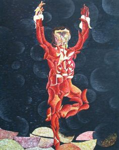 FerrArt Gallery / Münchenstein | Danza Impressionism Art, Gallery, Red, Black, Impressionism, Kunst, Black People
