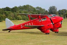 de Havilland DH.90 Dragonfly by Daniel-Wales-Images