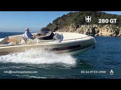 INVICTUS 280 GT NAUTICA PALAMOS - YouTube