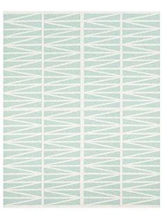 Fabulous Brita Sweden Teppiche Moderner Designer Kunststoff In u Outdoor Teppich Helmi T rkis cm schadstofffrei Jacquardgewebte Plastikfasern Ornament