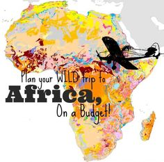 Plan your Wild Trip to Africa, On a Budget. Plan your Wild Trip to Africa, On a Budget. Time For Africa, Foto Poster, West Africa, South Africa, African Safari, Africa Travel, Senegal Travel, Budget Travel, Travel Tips