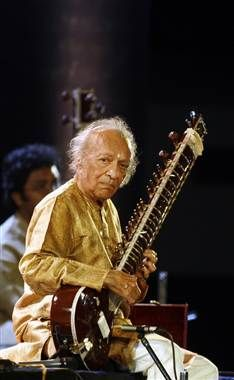 You are missed. You music lives on. Indian sitar virtuoso Ravi Shankar dies at 92 (Photo: Jayanta Shaw / Reuters, file) Sound Of Music, Music Is Life, Woodstock Performers, Indian Musical Instruments, 60s Music, Nbc News, Classical Music, Fun To Be One, The Magicians