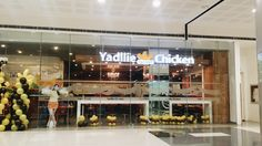 Yadllie Chicken is a Korean restaurant whose specialty is Korean fried chicken. The chicken are only 35 days old and they are coated with special sauces. Korean Fried Chicken, Restaurant, Blog, House, Home Decor, Decoration Home, Home, Room Decor, Diner Restaurant