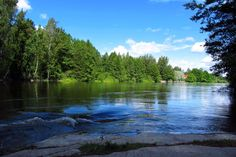 langinkoski finland Wallpaper Free Download, Background Images, Finland, Hd Wallpaper, Landscape Photography, Natural Beauty, Beautiful Places, Places To Visit, Mountains