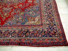 Super Fine Antique Room Size Genuine Persian Tabriz Pictorial Rug One Of A Kind Rugs Wool And