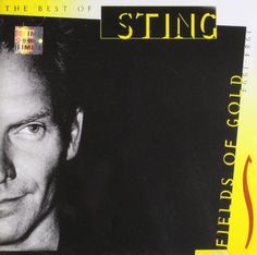 Sting - Fields of Gold: The Best of Sting 1984-1994 CD