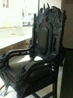A throne fit for my princess