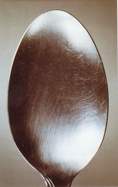 Patrick Tosani. By changing the scale of an object it can become abstracted.