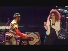 ben harper & vanessa paradis - waiting on an angel - YouTube