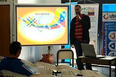 Presentación Red Patria - Luís Crisolía