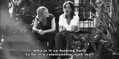 bette and tina | the l word # bette # tina