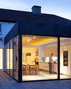Modern und nachhaltig: Architekt entwirft Anbau fürs Elternhaus | KlonBlog