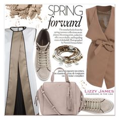 """""""# I/1 Lizzy James"""" by lucky-1990 ❤ liked on Polyvore featuring Rebecca Minkoff, Bobbi Brown Cosmetics, Tory Burch, Lizzy James and lizzyjames"""